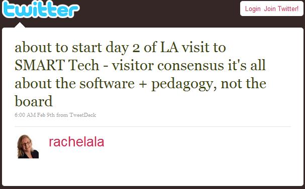 rachelala's tweets about IWBs